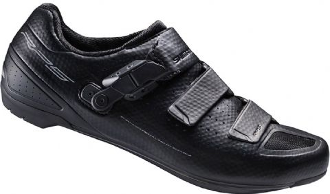 Shimano RP5W SPD SL Road Shoes Black